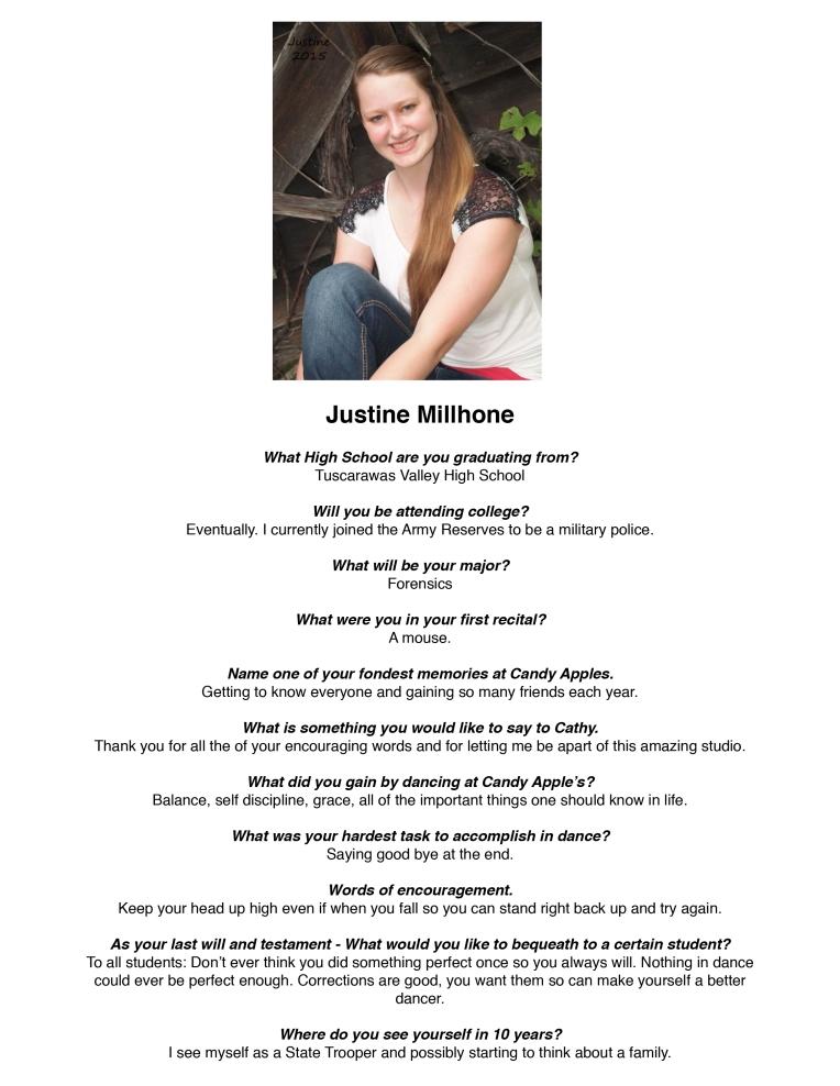 Justine Millhone
