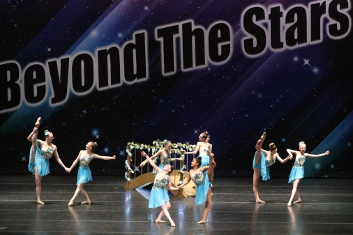 Bridge Over Troubled Water- Top Overall at Beyond the Stars, Applause, Energy
