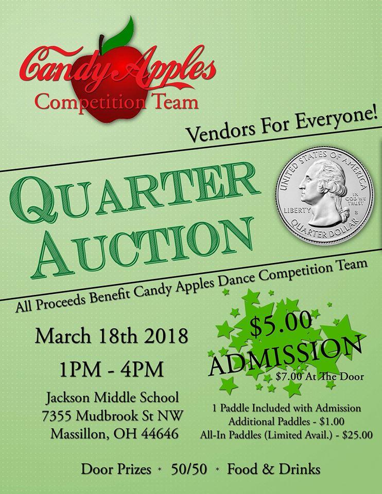 quarter auction