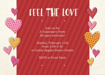 vday party