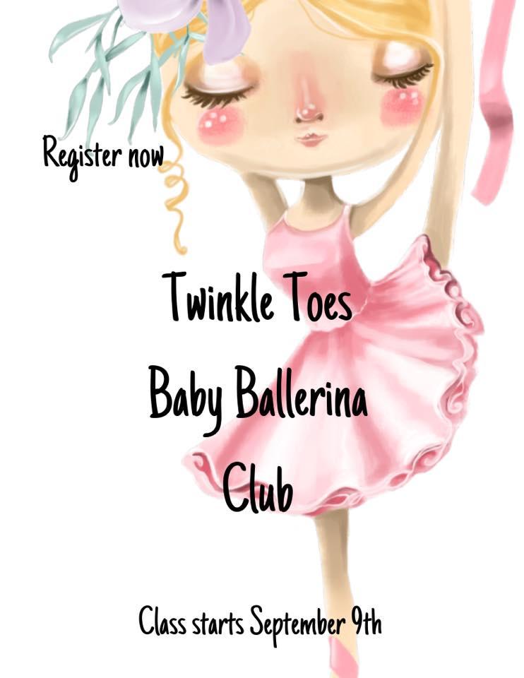 baby ballerina club